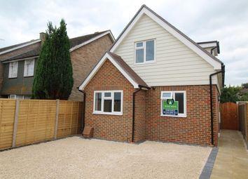 Thumbnail 3 bed detached house for sale in Countisbury Close, Bognor Regis
