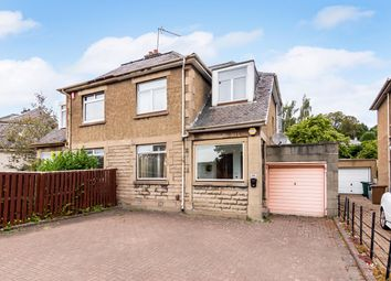 Thumbnail 4 bed semi-detached house for sale in Corstorphine Road, Murrayfield, Edinburgh