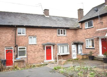 Thumbnail 4 bed terraced house for sale in Gresley Road, Lowedges, Sheffield