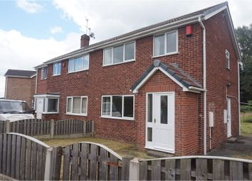 Thumbnail 3 bed semi-detached house to rent in Crawley Avenue, Pontefract