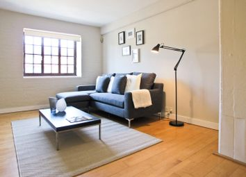 Thumbnail 1 bed flat to rent in New Crane Wharf, 4 New Crane Place, London