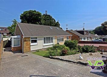 Thumbnail 2 bed semi-detached bungalow for sale in Underhill Drive, Tonteg, Pontypridd