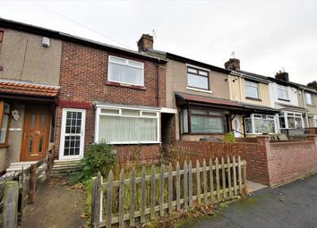 Thumbnail 2 bedroom terraced house for sale in Dene Road, Blackhall, County Durham