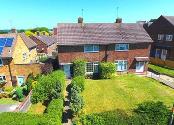 Thumbnail 3 bed semi-detached house for sale in Warren Road, Winchester
