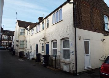 Thumbnail 1 bedroom flat for sale in Clarendon Road, Luton, Bedfordshire
