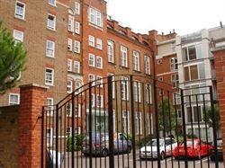 Thumbnail 3 bed flat to rent in Lawn Lane, London