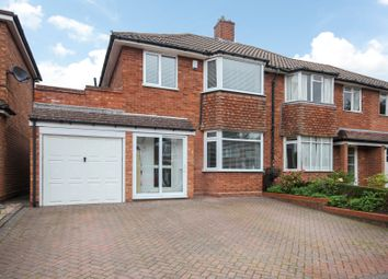 3 bed semi-detached house for sale in Henley Crescent, Solihull B91