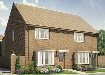 "Thumbnail 2 bed property for sale in ""The Thurnham"" at Avocet Way, Ashford"