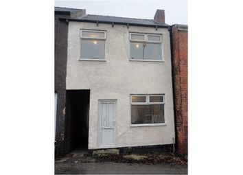 Thumbnail 3 bed terraced house to rent in Station Road, Chesterfield