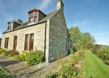 Thumbnail 4 bedroom detached house for sale in Botriphnie, Keith