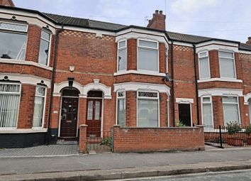 Thumbnail 3 bedroom terraced house for sale in Lee Street, Hull