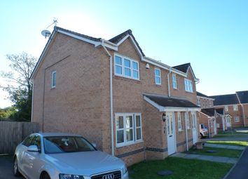 Thumbnail 3 bed semi-detached house to rent in Leucarum Court, Swansea