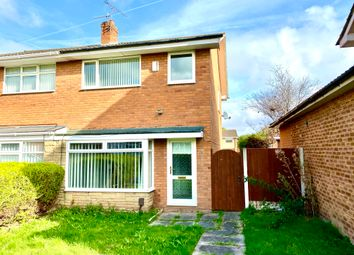 Thumbnail 3 bed semi-detached house to rent in Burdett Avenue, Spital