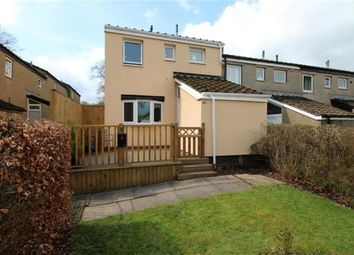 Thumbnail 3 bed end terrace house for sale in Holtdale Way, Cookridge