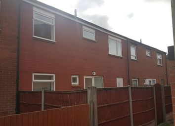 Thumbnail 3 bed terraced house to rent in Burtondale, Brookside, Telford