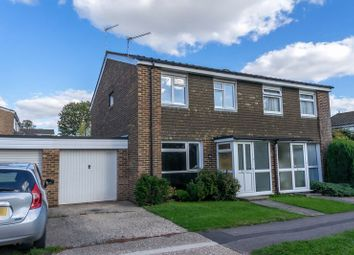 Thumbnail 3 bed semi-detached house for sale in Little Breach, Chichester