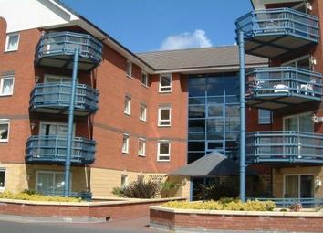 Thumbnail 1 bed flat to rent in Mountbatten Close, Docks, Preston