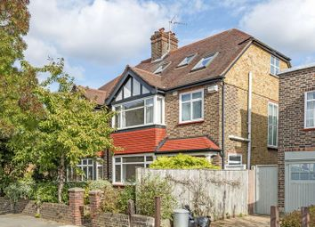 Thumbnail 4 bed semi-detached house for sale in Ferry Road, Barnes, London