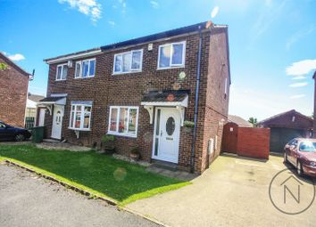 Thumbnail 3 bed semi-detached house for sale in Driffield Way, Billingham
