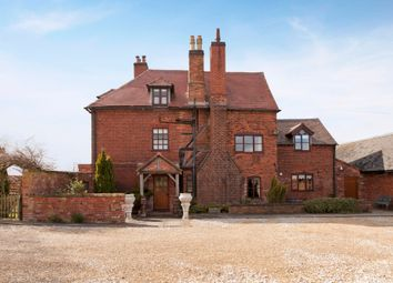 Thumbnail 6 bed farmhouse to rent in Baxterley, Atherstone