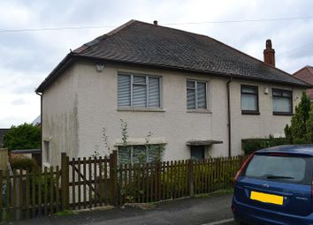 Thumbnail 2 bed semi-detached house for sale in Pen Isa Coed, St. Thomas, Swansea