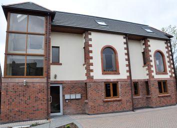 Thumbnail 1 bed flat to rent in John Robert Gardens, Carlisle