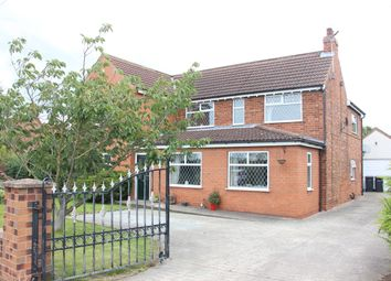Thumbnail 5 bed detached house to rent in Easingwold Road, Huby