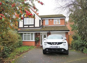 Thumbnail 4 bed detached house to rent in Waverley Way, Wokingham, Berkshire