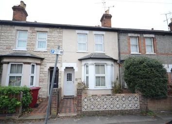Thumbnail 2 bed terraced house for sale in De Montfort Road, Reading, Berkshire