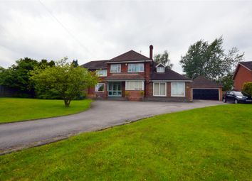 Thumbnail 5 bed detached house for sale in Chevin Road, Duffield, Derbyshire