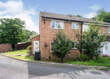 Thumbnail 1 bed end terrace house for sale in Valentine Court, Waterlooville