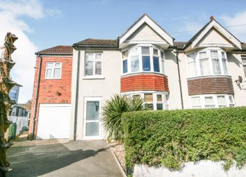 Chart Road, Folkestone CT19. 5 bed end terrace house for sale