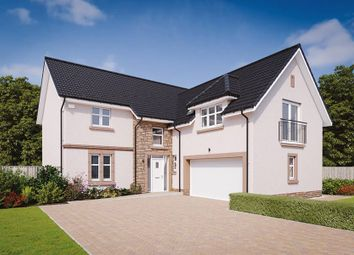 """Thumbnail 5 bed detached house for sale in """"The Melville Ic"""" at Browncarrick Drive, Ayr"""