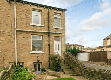 Thumbnail 1 bed end terrace house for sale in Leef Street, Moldgreen, Huddersfield