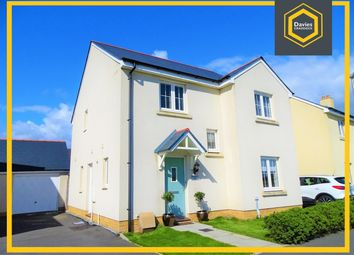 Thumbnail 4 bed detached house for sale in Rhes Brickyard Row, Llanelli