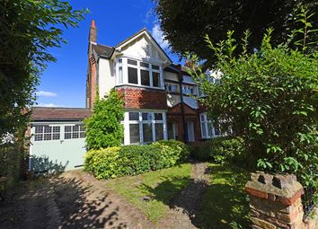 Thumbnail 5 bed semi-detached house for sale in Merton Hall Road, London