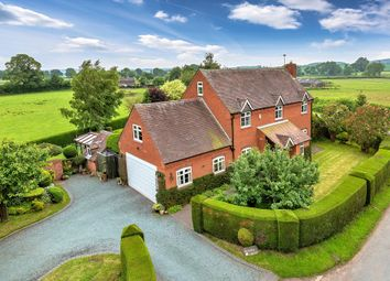 Thumbnail 3 bed detached house for sale in Blymhill Common, Shifnal