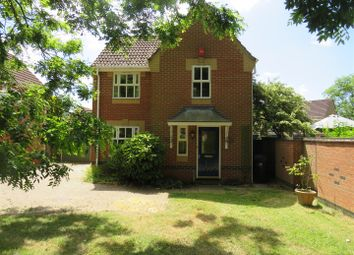 Thumbnail 3 bedroom detached house for sale in Fitzgerald Close, Ely