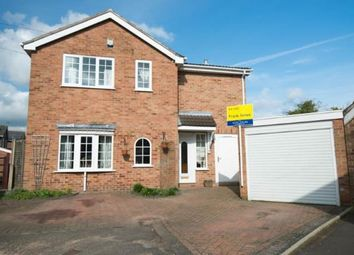 Thumbnail 4 bed detached house for sale in Meadow Close, Findern, Derby, Derbyshire