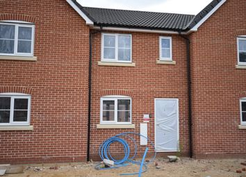 Thumbnail 2 bed terraced house to rent in Terry Brooks Close, Horsford