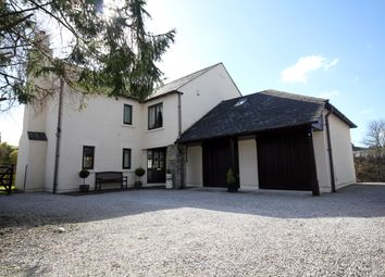 Thumbnail 5 bed detached house for sale in Holme, Carnforth