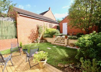 Thumbnail 4 bed end terrace house for sale in Dorrigan Close, St. Georges Park, Lincoln