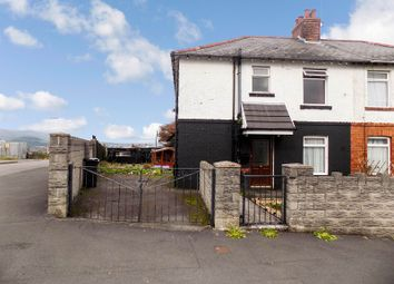 Thumbnail 3 bed semi-detached house for sale in Ruskin Street, Neath, Neath Port Talbot.