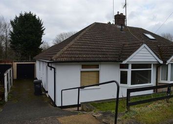 Thumbnail 2 bed semi-detached bungalow to rent in Bibury Crescent, Boothville, Northampton
