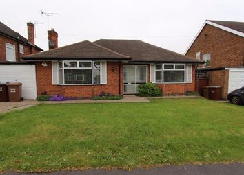 Thumbnail 2 bed bungalow to rent in Templeoak Drive, Wollaton, Nottingham