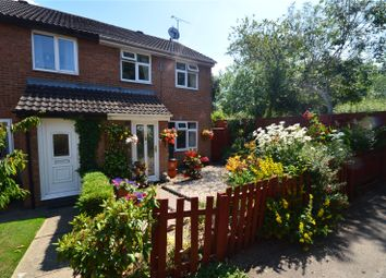 Thumbnail 3 bed end terrace house for sale in Anglesey Close, Westlea, Swindon