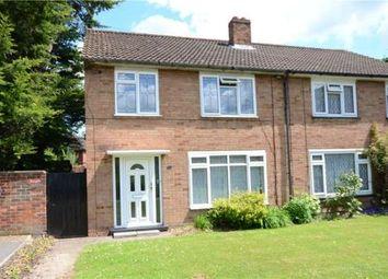 Thumbnail 3 bed semi-detached house for sale in Yorktown Road, Sandhurst, Berkshire