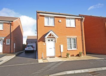 Thumbnail 4 bed detached house for sale in Voyage Road, Butterfield Gardens, Rugby, Warwickshire