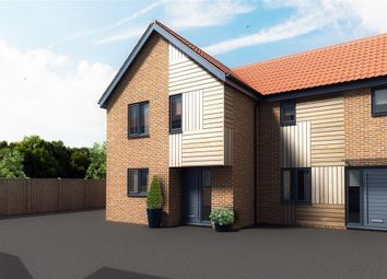 Thumbnail 2 bed property to rent in Trumpeter Rise, Long Stratton, Norwich
