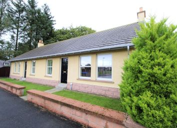 Thumbnail 2 bedroom semi-detached bungalow for sale in Fraser Way, Inverurie